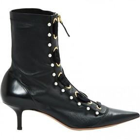 Altuzarra Leather ankle boots