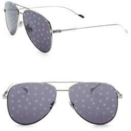 Saint Laurent Starry Aviator Sunglasses