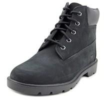 Timberland 6 Premium Waterproof Round Toe Leather Boot.