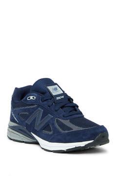 New Balance 990 V4 Athletic Sneaker (Big Kid)