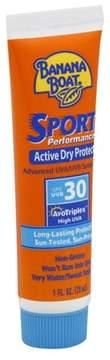 Banana Boat Sports Performance Sunscreen Lotion - SPF 30 - 1.0oz