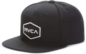 RVCA Men's Commonwealth Snapback Hat