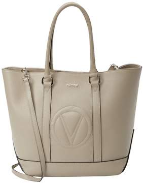 Mario Valentino Valentino by Women's Faith Dollaro Leather Tote Bag