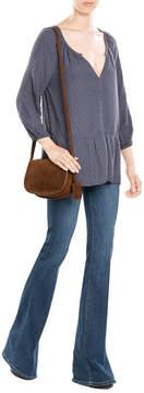 Polo Ralph Lauren Suede Shoulder bag