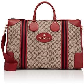 Gucci Men's GG Supreme Duffel Bag