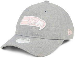 New Era Women's Seattle Seahawks Custom Pink Pop 9TWENTY Cap