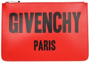 Givenchy Logo Big Antigona Pouch Medium