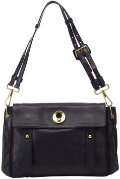 Saint Laurent Muse Two leather handbag - BLACK - STYLE