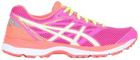 Asics Cumulus Faux Leather & Mesh Sneakers
