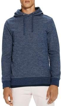Scotch & Soda Textured Hooded Sweatshirt
