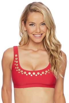 Athena Hey There Stud Bralette Bikini Top
