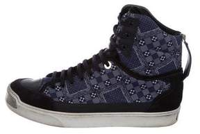 Louis Vuitton On The Road Bandana Sneakers