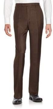 Zanella Classic Checked Pants