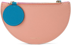 Roksanda Pink Peach Demi-lunette coin purse