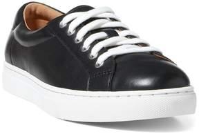 Polo Ralph Lauren | Drew Nappa Leather Sneaker | 11 us | Black