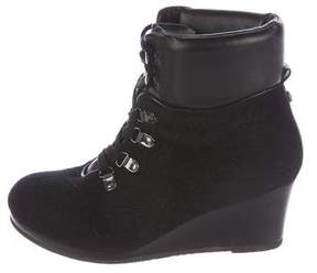 MICHAEL Michael Kors Wedge Ankle Boots