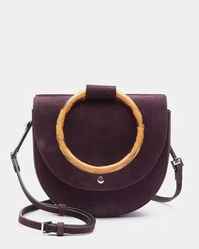 Theory Whitney Bag in Nubuck Leather