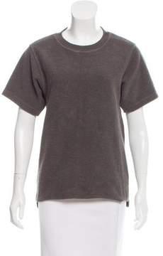 OAK Short Sleeve Knit Top