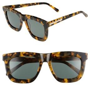 Karen Walker Women's Deep Worship 55Mm Sunglasses - Crazy Tortoise