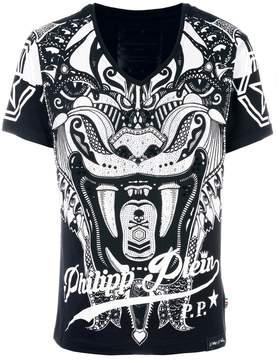Philipp Plein embellished T-shirt
