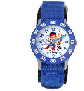 Disney Disney's Jake & the Never Land Pirates Kids' Time Teacher Watch