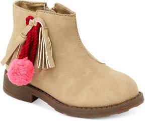 Carter's Olinda Tassel Boots, Toddler & Little Girls (4.5-3)