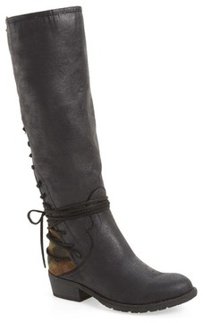 Very Volatile Women's Marcel Corseted Knee High Boot