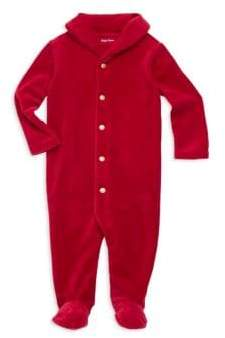 Ralph Lauren Baby's Button-Front Coverall