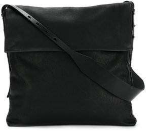 Rick Owens large messenger bag