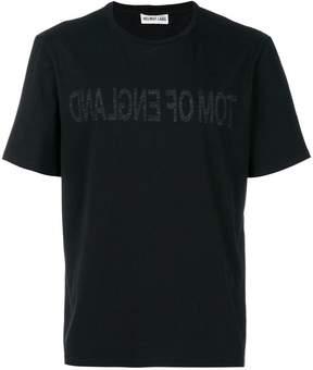 Helmut Lang Tom of England T-shirt