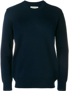 Universal Works textured knit jumper