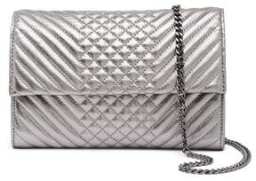 Vince Camuto Fayna Leather Clutch