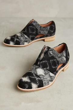 Anthropologie Vala Oxfords