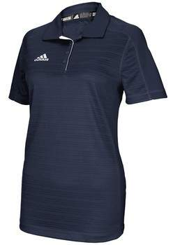 adidas Womens Select Polo, Collegiate Navy, Small