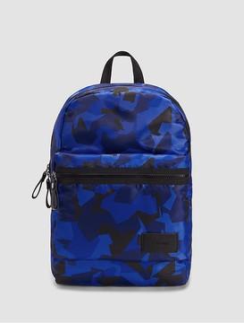 Reversible Campus Printed Backpack