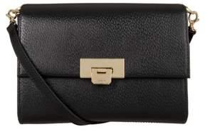 Lodis Small Stephanie Eden Leather Crossbody Bag - Black