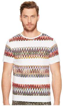 Missoni Mare Printed Rigata T-Shirt Men's T Shirt