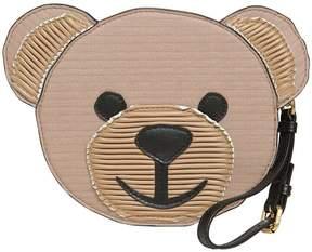 Moschino Teddy Bear Clutch