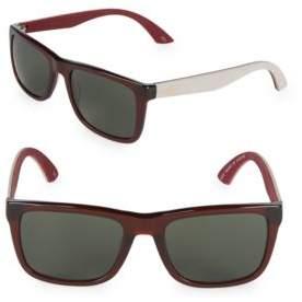 Puma 54MM Wayfarer Sunglasses