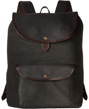 Filson - Rugged Suede Backpack Backpack Bags
