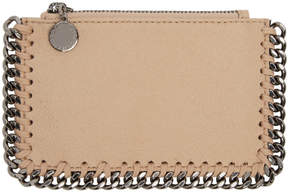 Stella McCartney Pink Falabella Card Holder