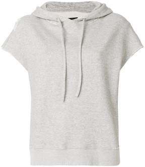 RtA shortsleeved hoodie