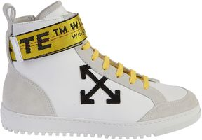 Off-White Security Hi-top Sneakers