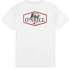 O'Neill Men's Bear Logo-Print T-Shirt