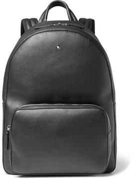 Montblanc Meisterstück Full-Grain Leather Backpack