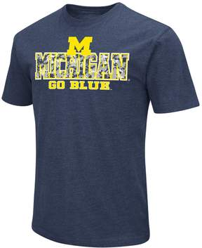 NCAA Men's Campus Heritage Michigan Wolverines Team Color Tee
