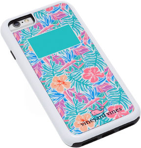 Vineyard Vines Monogrammed Gulf Tropical Chappy iPhone 7 / 8 Plus Case