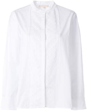Vanessa Bruno embroidered fitted shirt