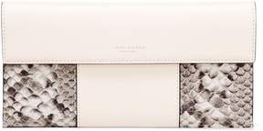 Tory Burch BLOCK-T TRAVEL TICKET SLEEVE - NEW IVORY MULTI - STYLE