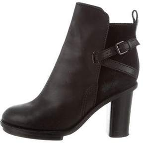 Acne Studios Cypress Con Ankle Boots